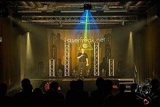 LaserFreak Award Setup